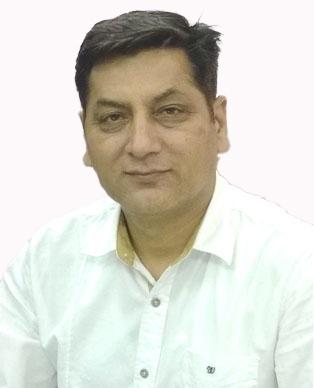 Dr. Tilak R. Sharma