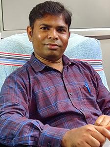 Sh. Kishor U. Tribhuvan